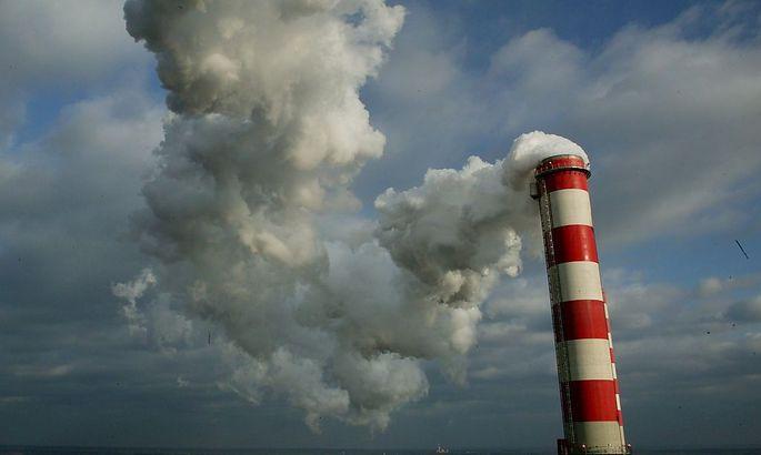 POLAND COAL POWER STATION