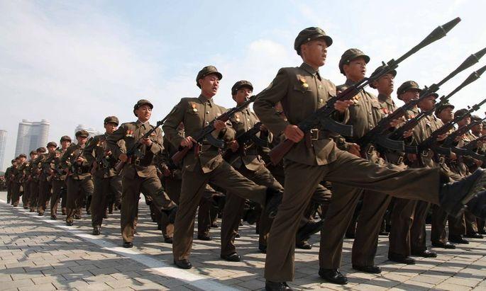 Nordkorea USA Japan Südkorea