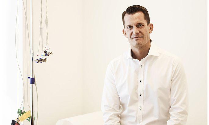 Dr. Wolfgang Mueckstein, Primaerversorgungszentrum Mariahilf
