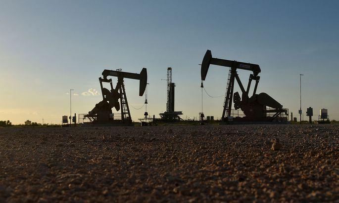 Symbolfoto: Ölpumpen in Midland in Texas
