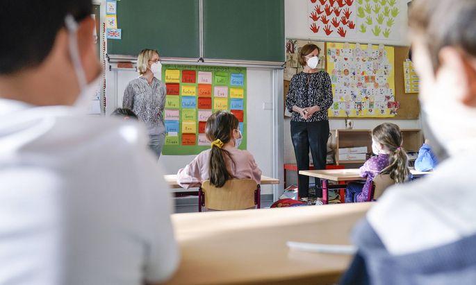 In Wien werden die Lehrkräfte umverteilt