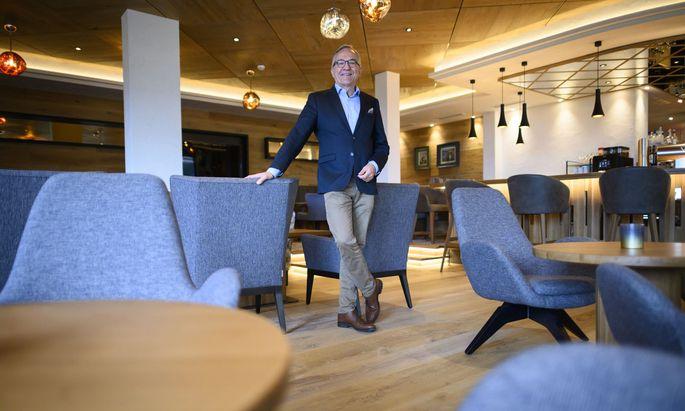 Eine einzige FH müsse jedes Jahr 1000 Technikbewerber abweisen, sagt Raimund Ribitsch in Alpbach.