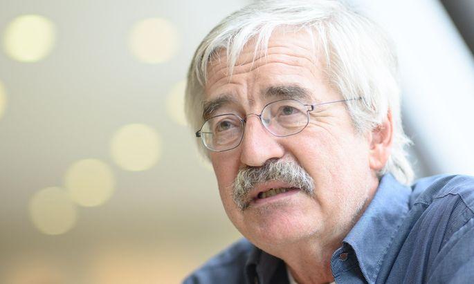 Der Psychologe Thomas Gebauer.
