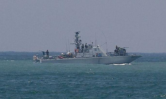 Israel: Türkische Eskorte für Gaza-Flotte