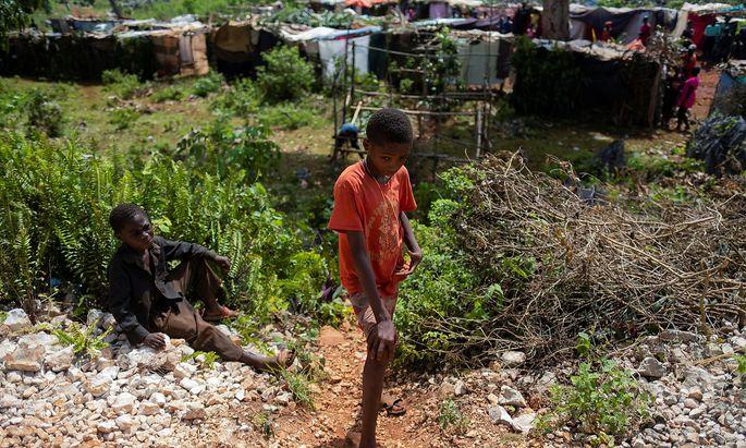 Die Hungerkrise in Haiti wächst sich nach der Erdbeben-Katastrophe weiter aus.