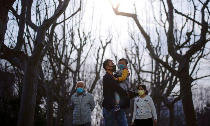 VIRUS: China meldet erneut keine neuen Corona-Infektionen im Inland
