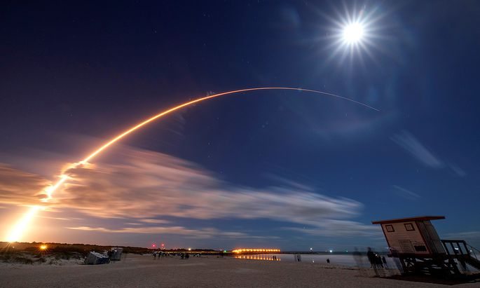 """""""Solar Orbiter"""" hat einen """"perfekten Start"""" hingelegt."""