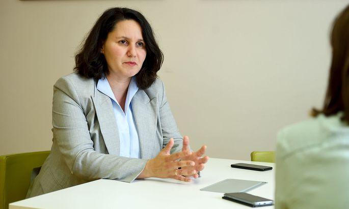 Veronika Mickel-Göttfert (ÖVP) war zehn Jahre lang Bezirkschefin in der Josefstadt.