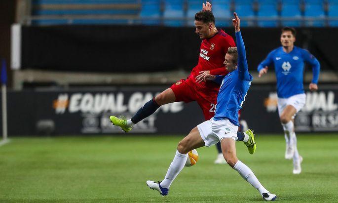 Ercan Kara gegen Molde
