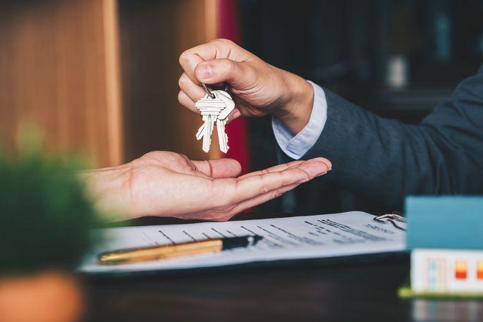Verkäufer setzen bei Wohnraum ihre Vorstellungen immer besser durch.