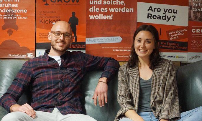 Hinter Klyda stecken Stefan Maier und Daria Morosow.