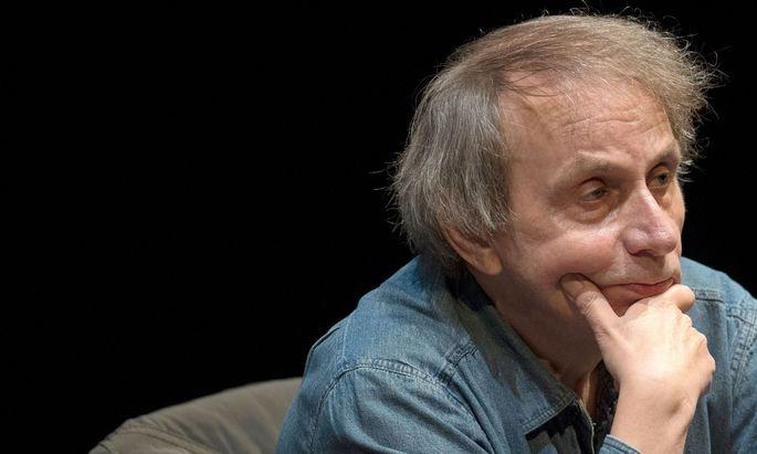 """Houellebecqs neuer Roman """"Serotonin""""erscheint in Frankreich am 4. Jänner"""
