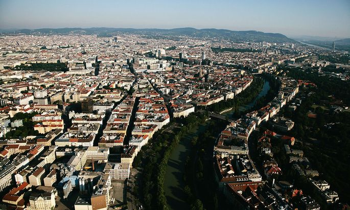 Euro 2008 - Vienna Sites And Scenes
