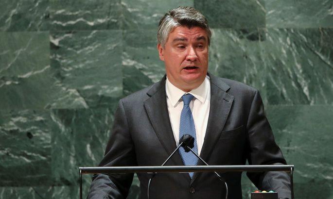 Der kroatische Präsident, Zoran Milanović, fand offene Worte, um den Zustand der kroatischen Justiz zu beschreiben.