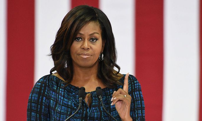 September 28 2016 Philadelphia Pennsylvania U S First Lady Of The United States MICHELLE OB