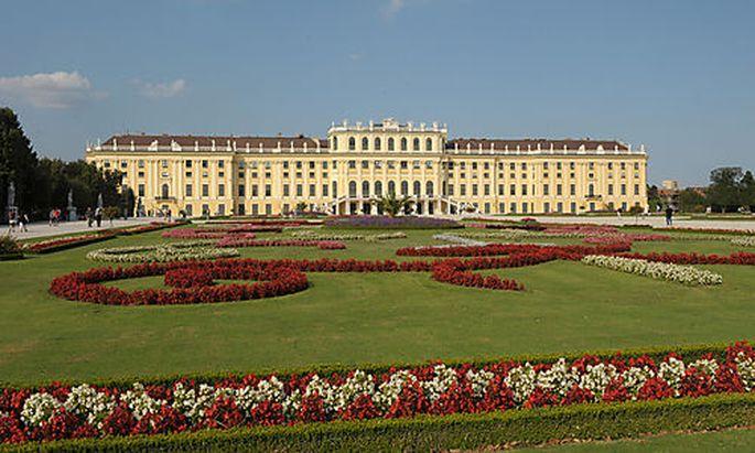Schloss SchoenbrunnTourismus