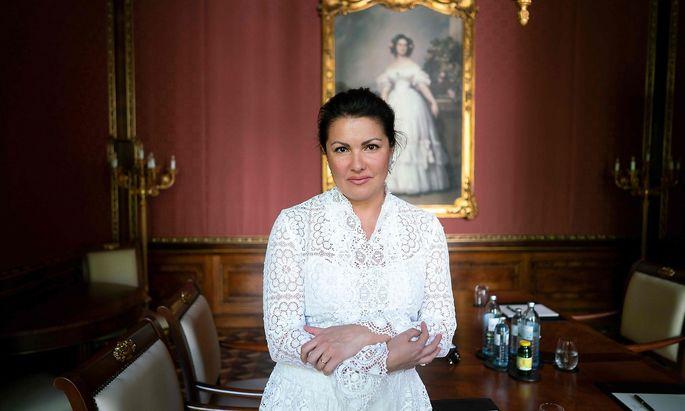 Anna Netrebko war unlängst auch selbst erkrankt.