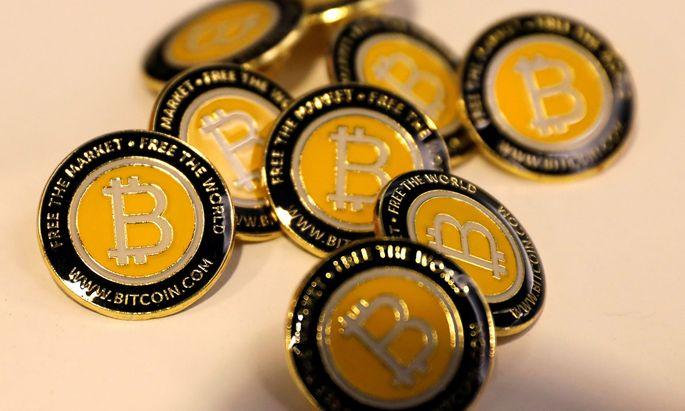 Symbolbild Bitcoin.