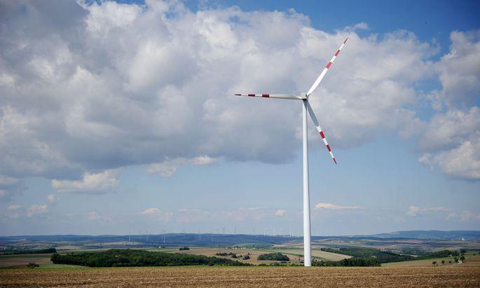 Österreich braucht rund 800 zusätzliche Windenergieanlagen.
