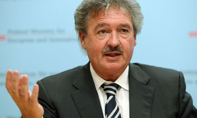 Luxemburgs Außenminister, Jean Asselborn warnte davor, dass der Wahlsieger die Linie überspannen könnte.