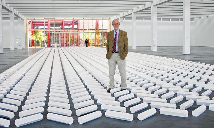Genuese. Der Architekt Renzo Piano wird in diesem Jahr 