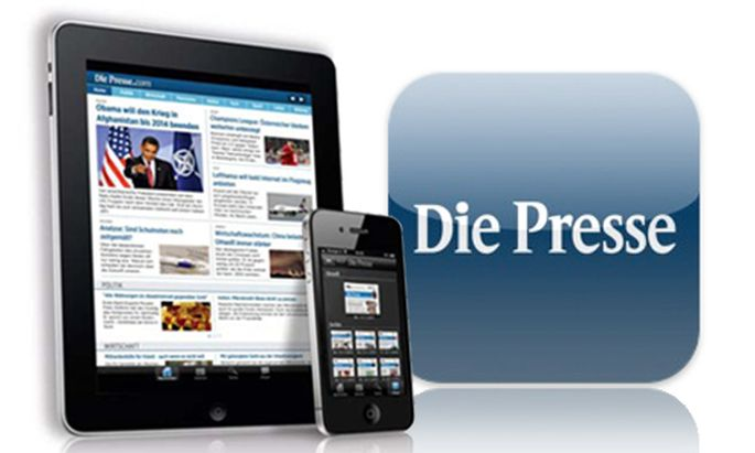 PresseApp iPadApp Woche