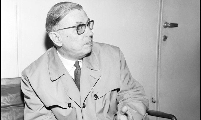 Jean-Paul Sartre