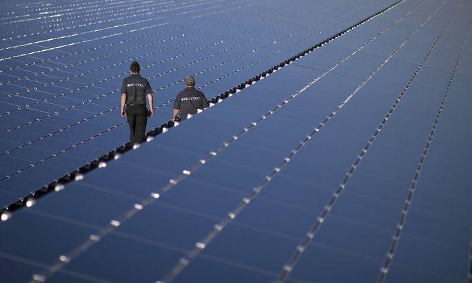 In den kommenden acht Jahren soll sich die Zahl der Solaranlagen in Österreich verzehnfachen.