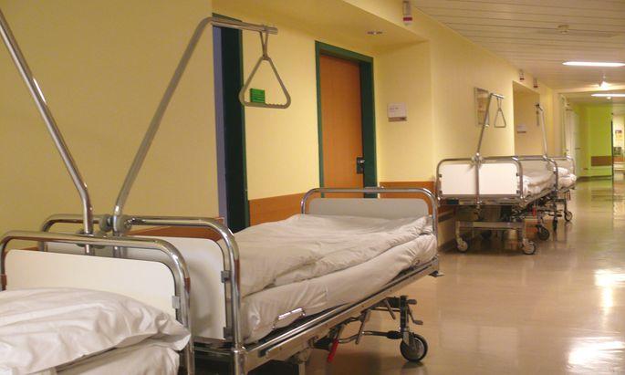 Gesundheit Spitalsbetten Krankmacher