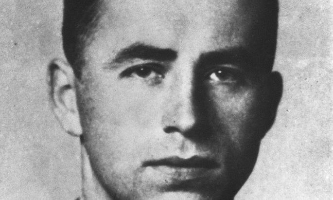 Der Nazi-Kriegsverbrecher Alois Brunner.