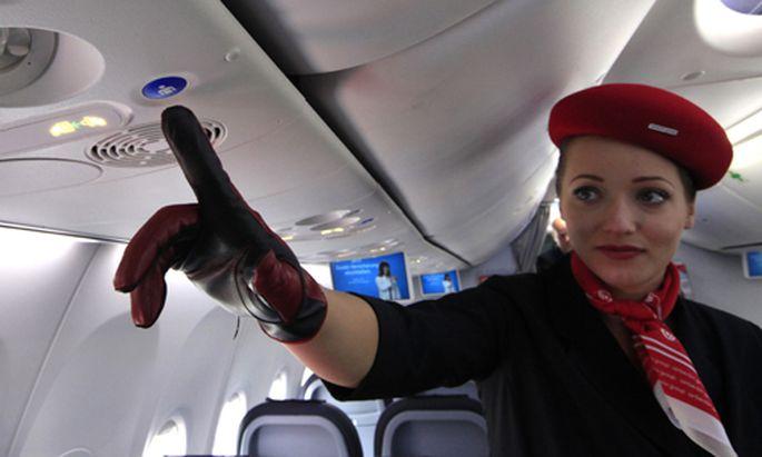 Symbolbild: Stewardess