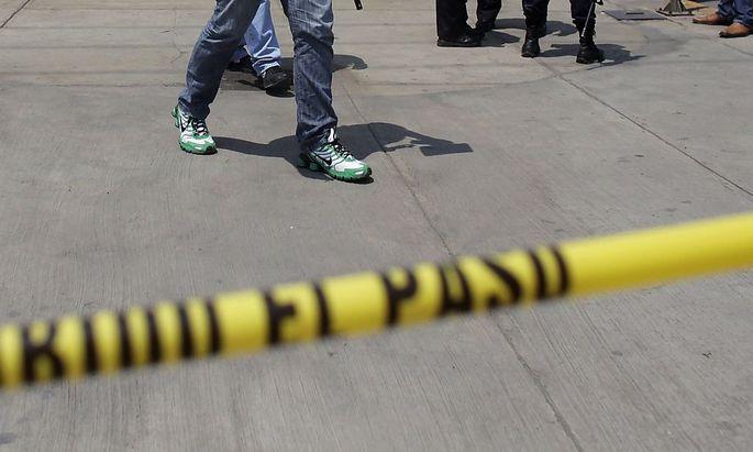 Mexiko: Polizeichef erschießt Dorfbürgermeister