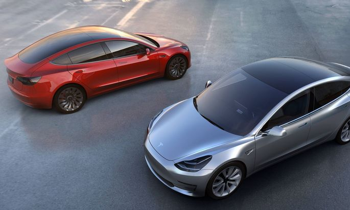 Themen der Woche Bilder des Tages Tesla Model 3 Apr 1 2016 Tesla has unveiled its much anticipat