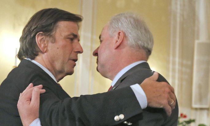 Steiermark: Schützenhöfer wird Landeshauptmann