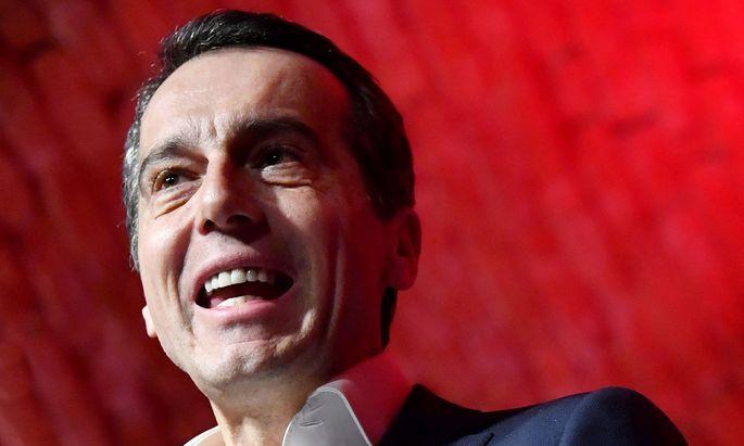 Ex-SPÖ-Chef Christian Kern