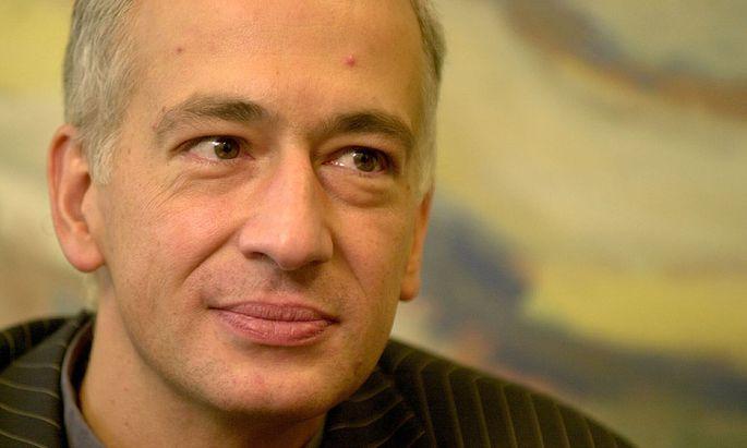 Michael Landau wird instrumentalisiert