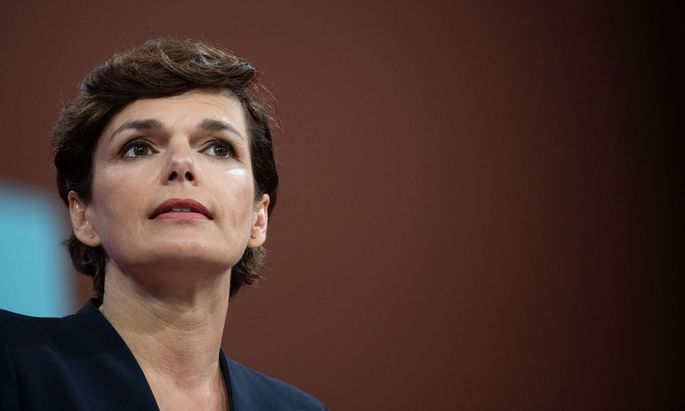 Mit 75 Prozent hat Pamela Rendi-Wagner das schlechteste Ergebnis aller SPÖ-Chefs ohne Gegenkandidaten erzielt.