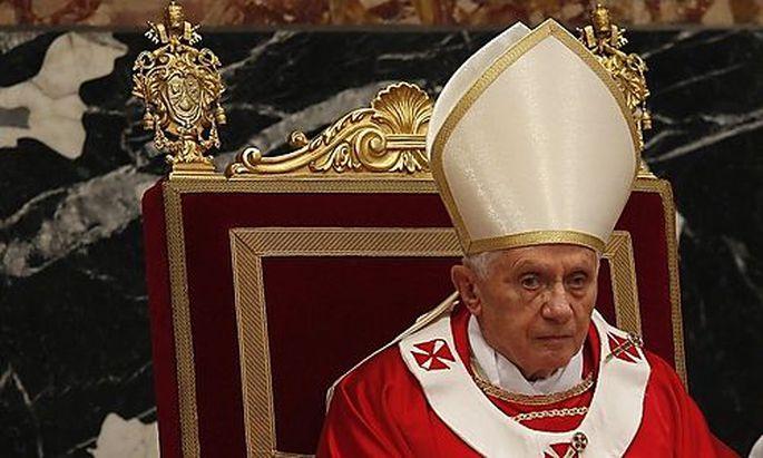 Vatikan Vatileaks Papst