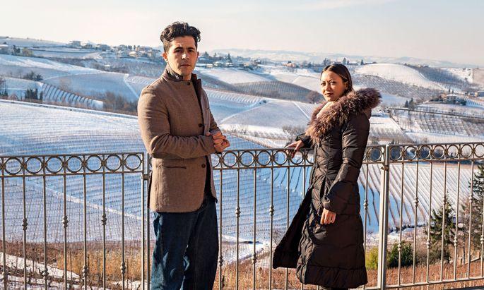 Chiara und Pierandrea sind mit mutigen Ideen in den Piemont zurückgekehrt.