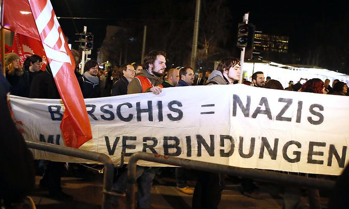 Demo in Linz