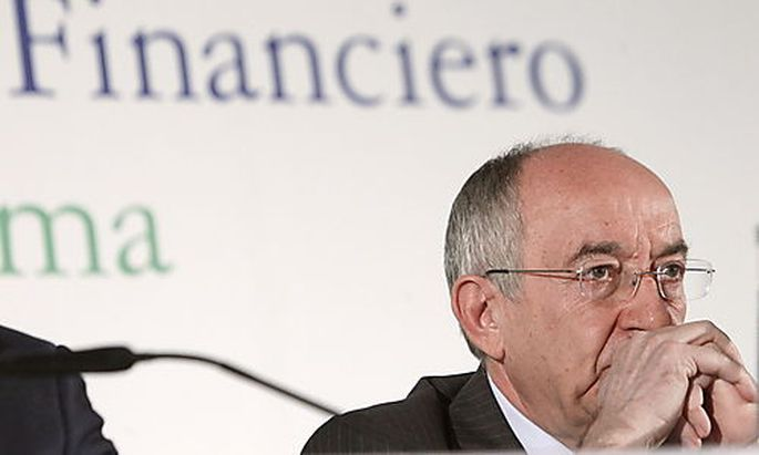 SPAIN CRISIS GOVERNOR OF THE BANK OF SPAIN