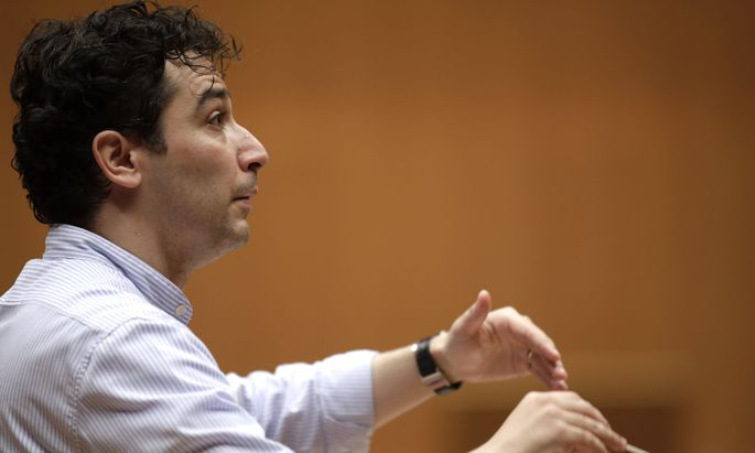 Andrés Orozco-Estrada wird bald Chef der Wiener Symphoniker.