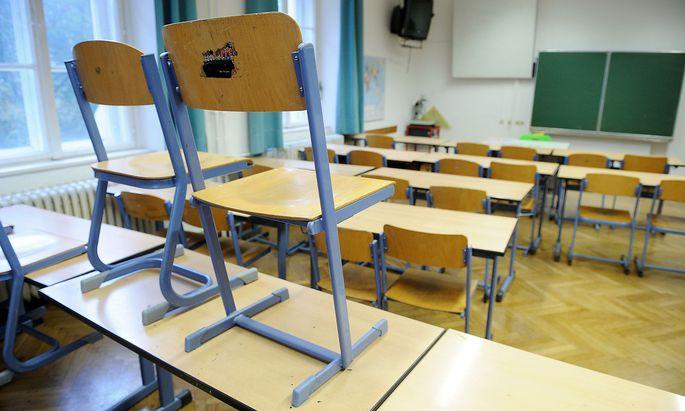 Symboldbild: Klassenzimmer