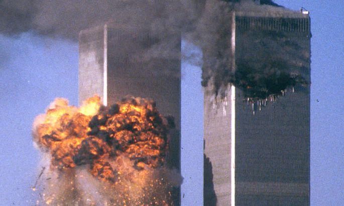Ständig neue Gerüchte rund um den New Yorker Terror. New York 11.9.2001