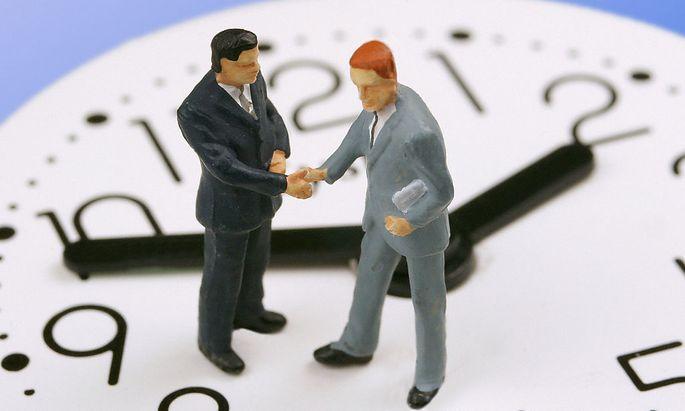 Zeitmanagement - time management