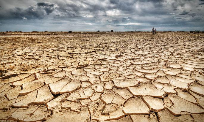 Ob der Klimawandel für mehr extrem lange Dürren sorgt, darüber lässt sich bislang nur spekulieren.