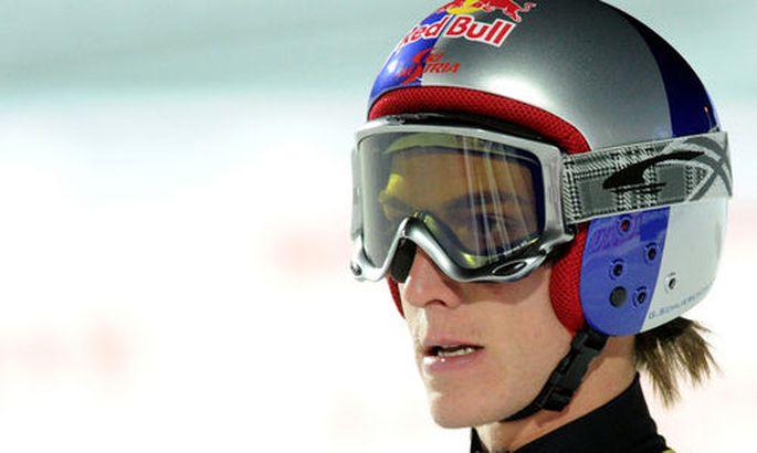 Gregor Schlierenzauer ist verletzt