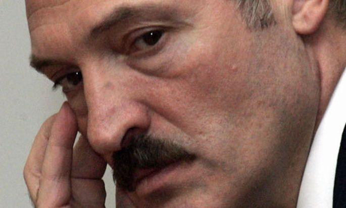 Weissrussland Republik verordneten Angst
