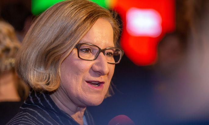 Landeshauptfrau Johanna Mikl-Leitner am Wochenende in Kitzbühel