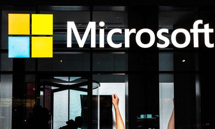 Microsoft ist eine von nur zwei US-Firmen mit einem AAA-Rating.